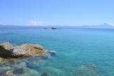 sea+Mt Athos