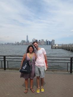 io Camilla e Manhattan