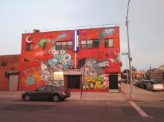Murales a Red Hook